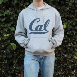 Champion Shirts - Men's Small Cal Champion Hoodie